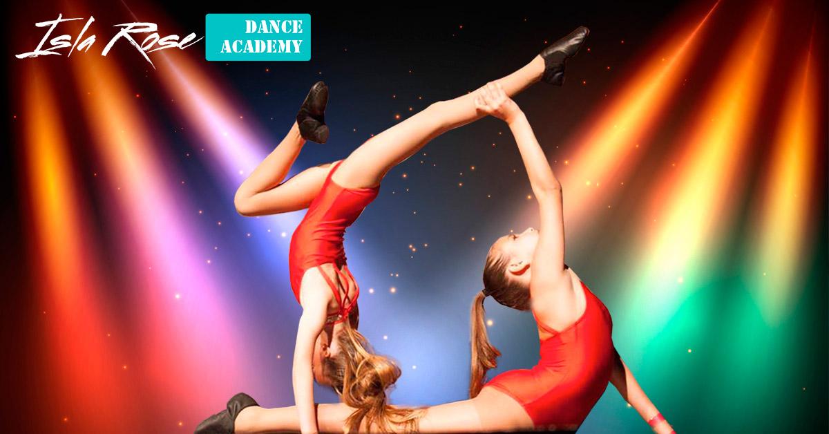 Isla Rose Dance Academy---Clase-Acrobacias