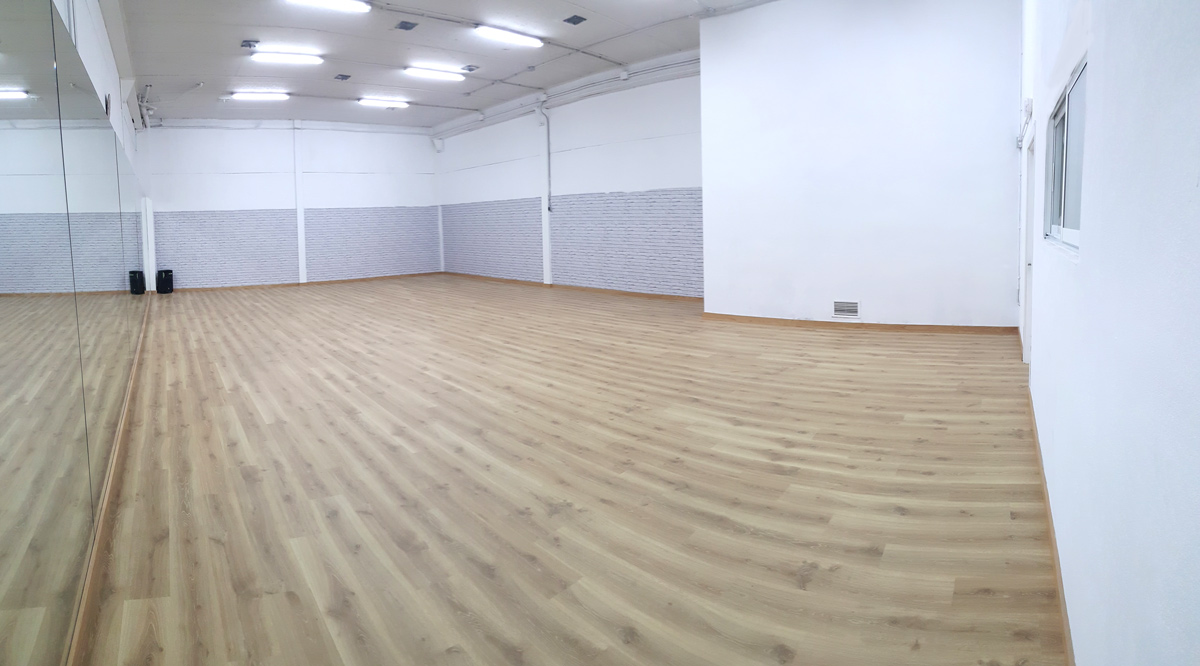 Isla Rose Dance Academy - Dance Room for Rent Sala-A---01