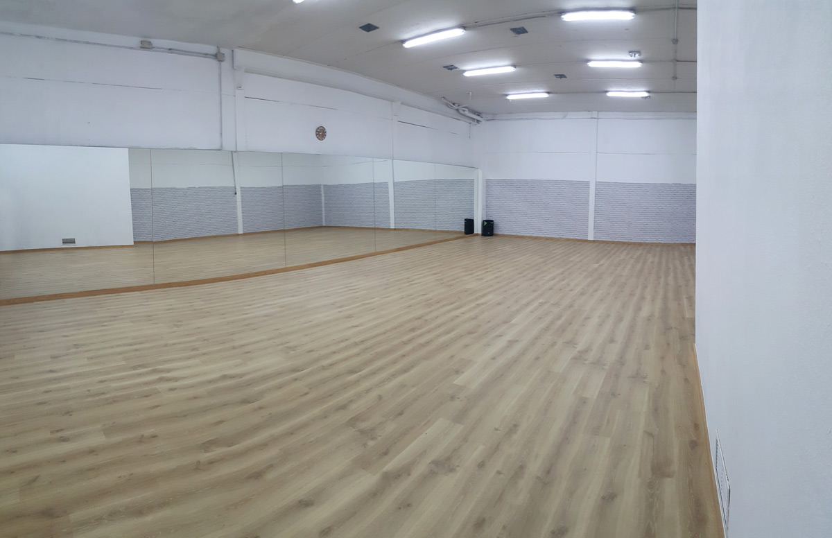Isla Rose Dance Academy - Dance Room for Rent Sala-A---02