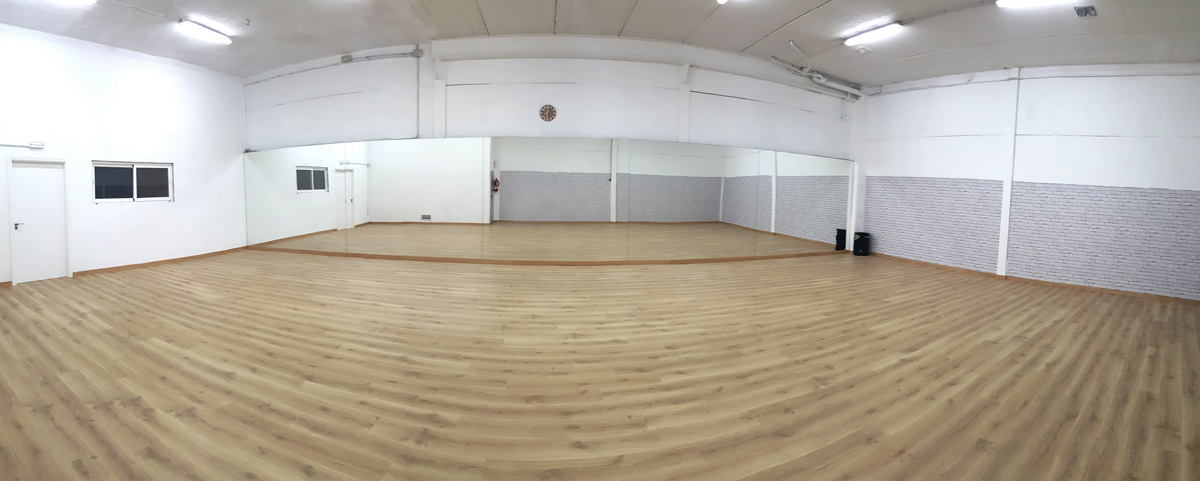 Isla Rose Dance Academy - Dance Room for Rent Sala-A---03
