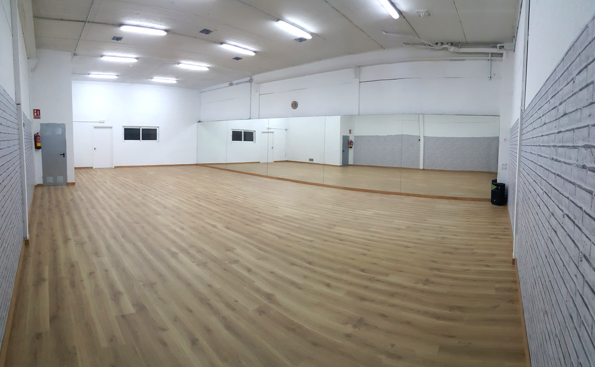 Isla Rose Dance Academy - Dance Room for Rent Sala-A---04