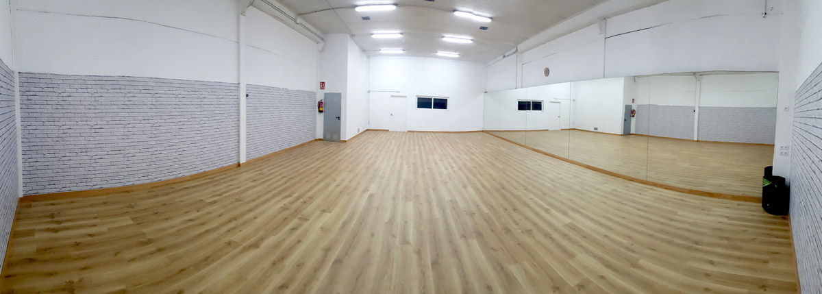 Isla Rose Dance Academy - Dance Room for Rent Sala-A---05