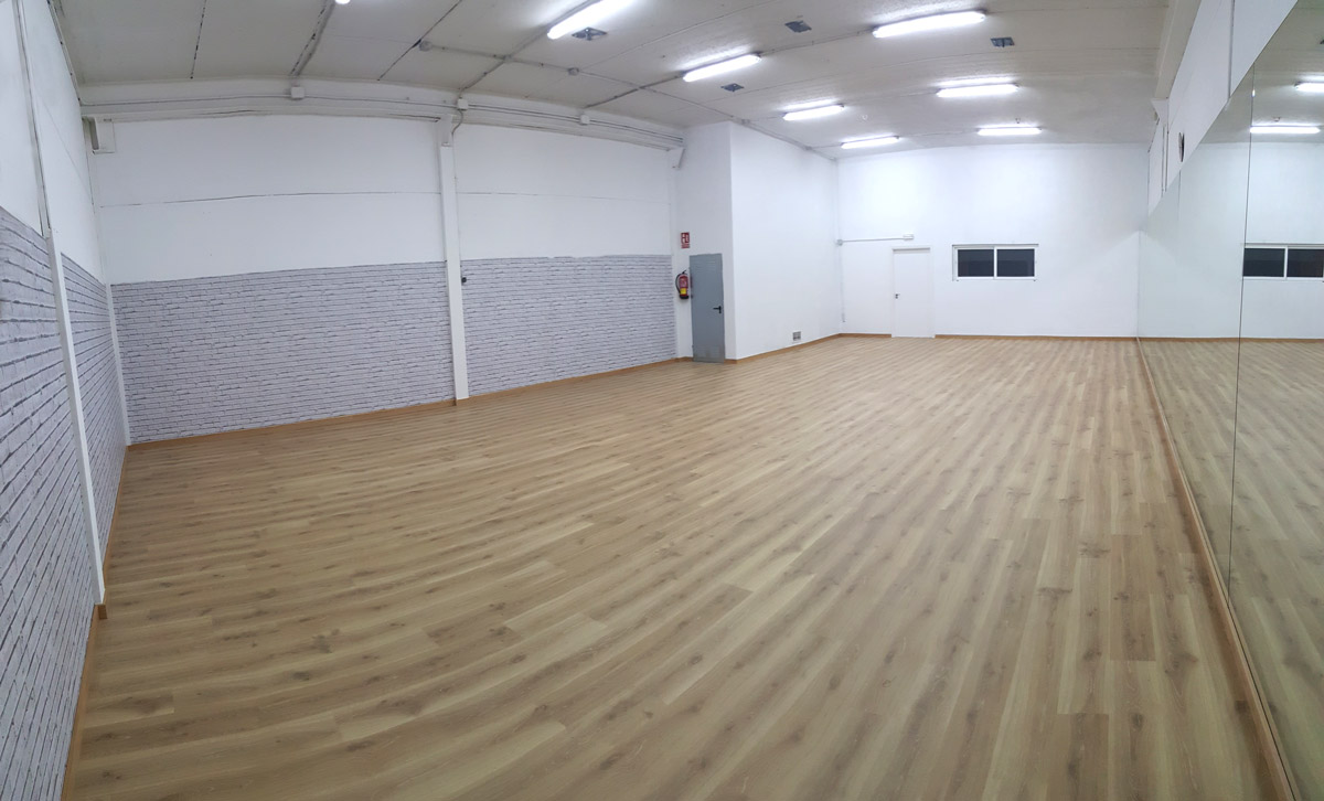 Isla Rose Dance Academy - Dance Room for Rent Sala-A---06