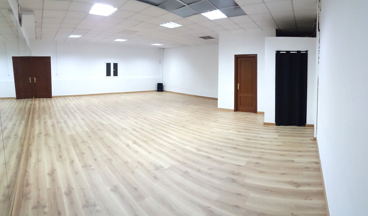 Isla Rose Dance Academy - Dance Room for Rent Sala-B---01