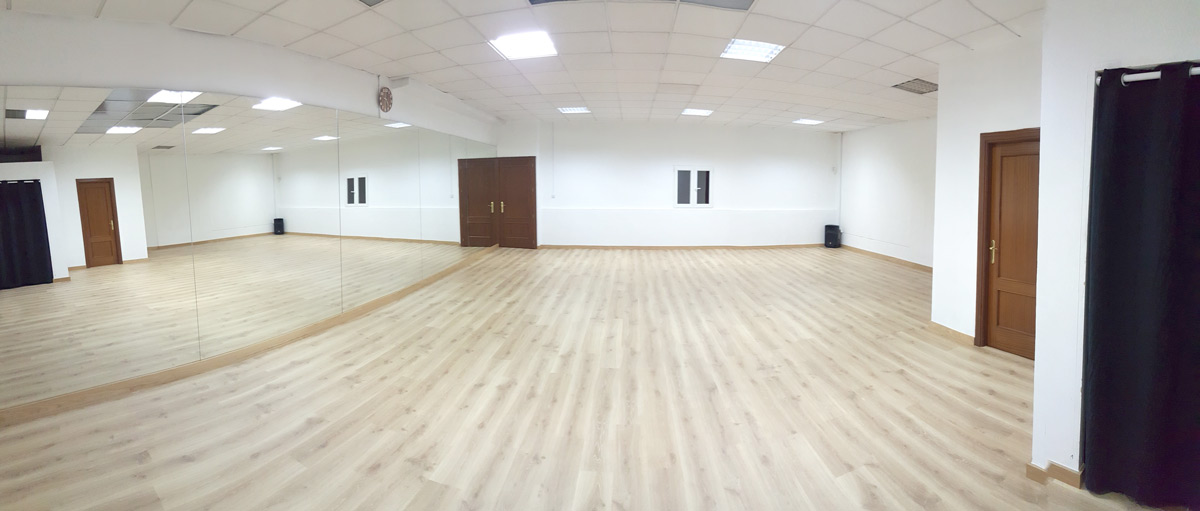 Isla Rose Dance Academy - Dance Room for Rent Sala-B---03