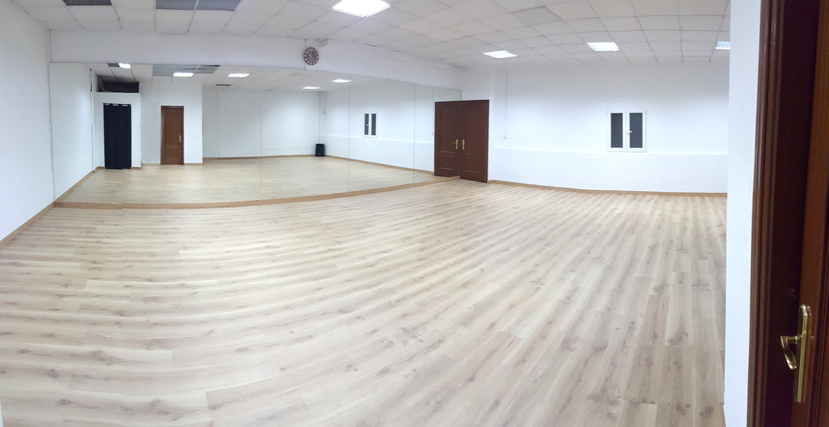 Isla Rose Dance Academy - Dance Room for Rent Sala-B---04