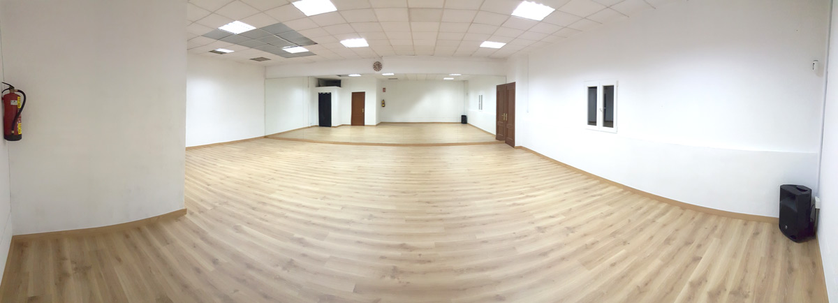 Isla Rose Dance Academy - Dance Room for Rent Sala-B---05