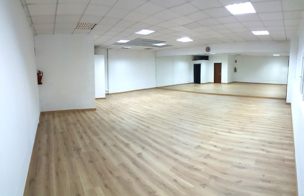 Isla Rose Dance Academy - Dance Room for Rent Sala-B---06