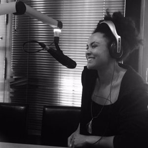 Isla Rose Dance Academy on the Radio
