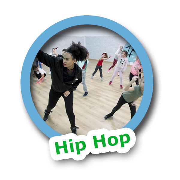 Isla Rose Dance Academy - Semana-Santa-Dance-Camp'2018 - Hip Hop