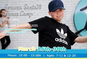 Isla Rose Dance Academy - Semana-Santa-Dance-Camp'2018