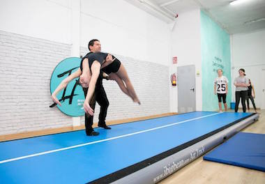 Isla Rose Dance Academy - Acrobatics