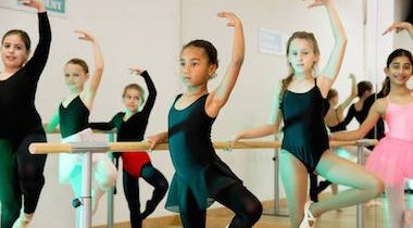 Isla Rose Dance Academy - Ballet Kids