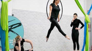 Isla Rose Dance Academy - Aerial Silk