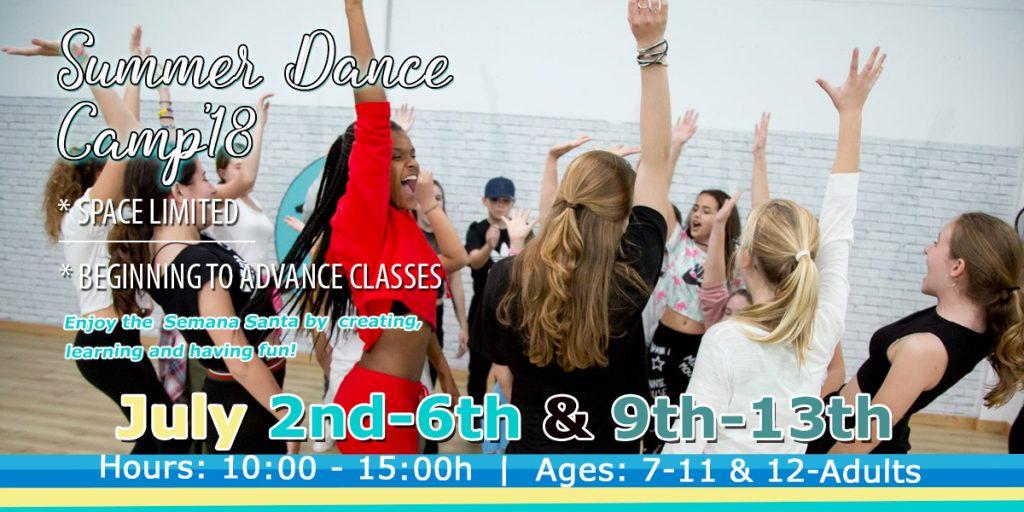 Isla Rose Dance Academy - Summer-Dance-Camp'2018---FEATURED