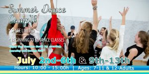 Isla Rose Dance Academy - Summer-Dance-Camp'2018---FEATURED