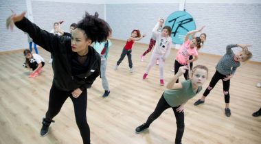 Isla Rose Dance Academy - Intro to Hip Hop