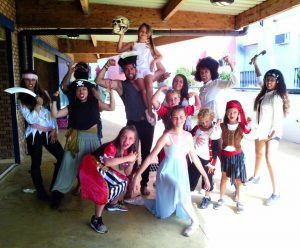 Pirates of the Caribbean Dance – Isla Rose Dance Academy