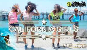 California Girls Katy Perry Ft. Snoop Dog Zumba California!