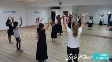 Flamenco classes-Isla Rose Dance Academy