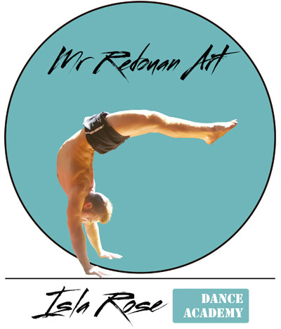 Mr-Redouan-Art Isla Rose Dance Academy