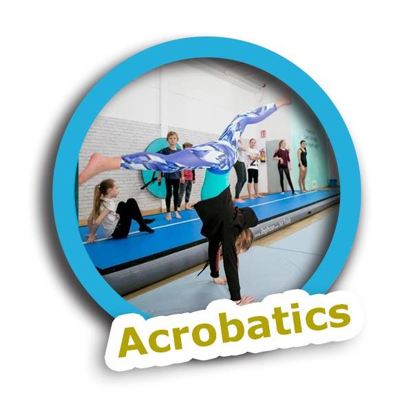 Isla Rose Dance Academy - Circulo--Acro