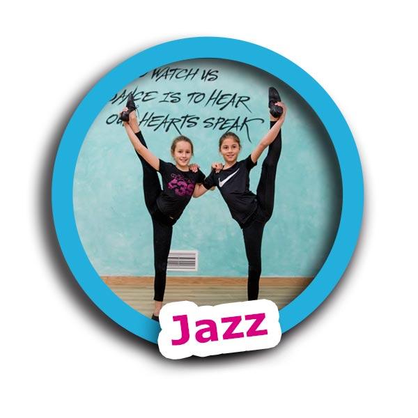 Isla Rose Dance Academy - Circulo--Jazz