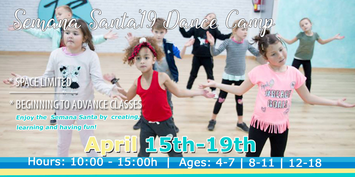 Isla Rose Dance Academy - Semana-Santa-Dance-Camp'2018---Featured