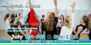 Isla Rose Dance Academy - Summer-Dance-Camp'2019---Featured