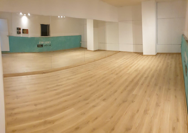 Isla Rose Dance Academy - Dance Room for Rent Sala-C